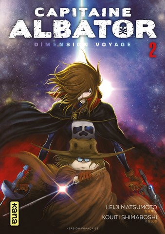 Capitaine Albator Dimension Voyage 2