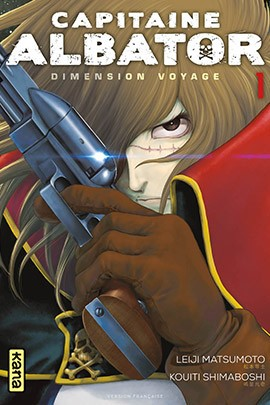Capitaine Albator Dimension Voyage 1