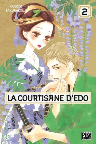 Courtisane edo 2