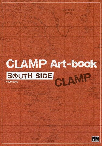 Clamp Art-book South side 1989-2002
