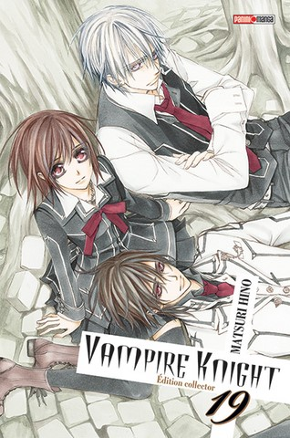 Vampire knight 19 collector